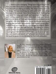 I Forgive by author Nathaniel B. Copeland | Mindstir Media Book Cover