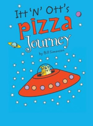 Itt N Otts Pizza Journey by Bill Simonson | Mindstir Media Book Cover