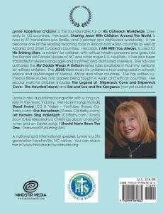 Jesus Christ The One childrens book | Mindstir Media Book Cover