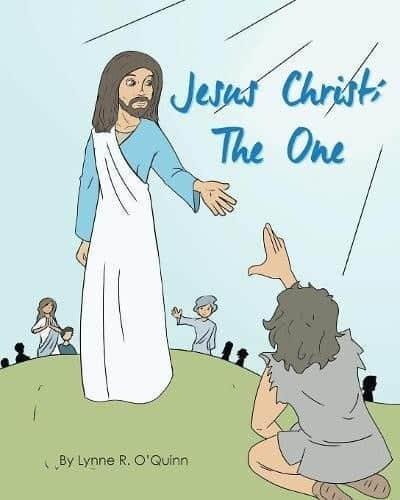 Jesus Christ The One | Mindstir Media Book Cover