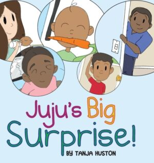 Jujus Big Surprise | Mindstir Media Book Cover