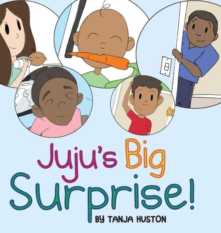 Jujus Big Surprise | Mindstir Media Book Cover