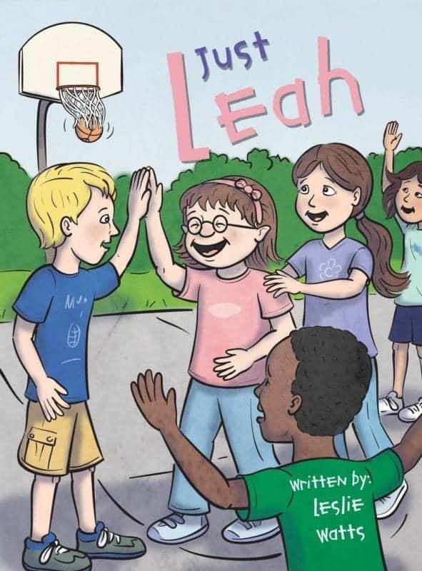 Just Leah | Mindstir Media Book Cover