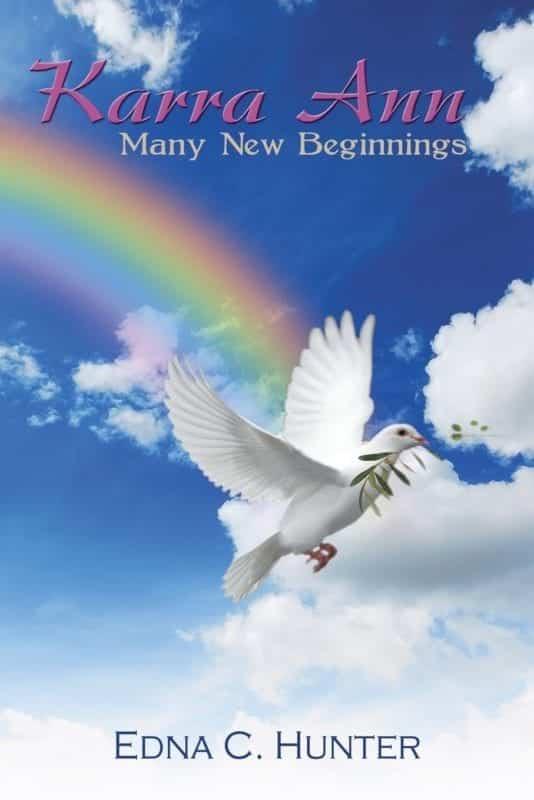 Karra Ann Many New Beginnings by Edna C. Hunter | Mindstir Media Book Cover