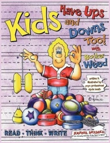 Kids Have Ups and Downs Too by Clyde Heath | Mindstir Media Book Cover
