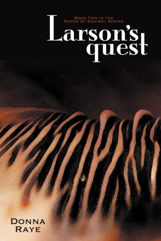 Larsons Quest Book Two Sands of Sanibel Series | Mindstir Media Book Cover