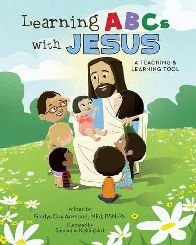 Learning ABCs with Jesus A Teaching Learning Tool | Mindstir Media Book Cover