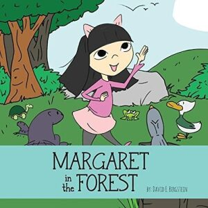 Margaret in the Forest by David E. Bergstein | Mindstir Media Book Cover