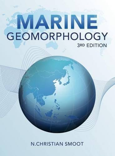 Marine Geomorphology 3rd Edition by N. Christian Smoot | Mindstir Media Book Cover