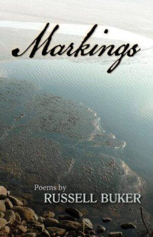 Markings by Russell Buker | Mindstir Media Book Cover