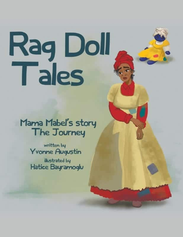 Rag Doll Tales Mama Mabels Story the Journey | Mindstir Media Book Cover