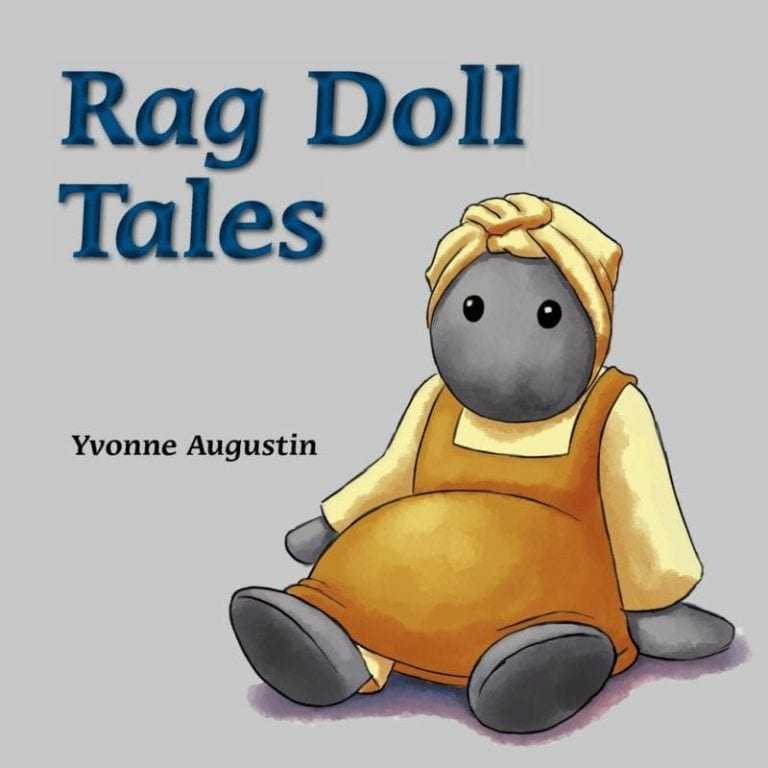 Rag Doll Tales by Yvonne Augustin | Mindstir Media Book Cover