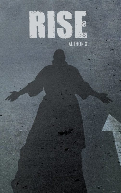 Rise by Author X | Mindstir Media Book Cover