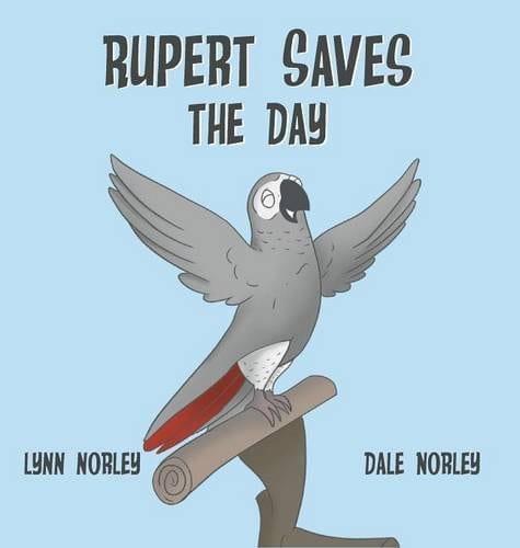 Rupert Saves the Day | Mindstir Media Book Cover