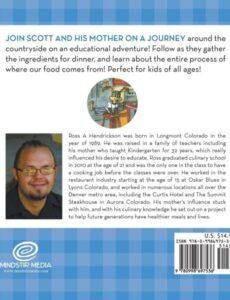 Scott the Rabbit Makes Fettuccine Alfredo by Ross Hendrickson author | Mindstir Media Book Cover