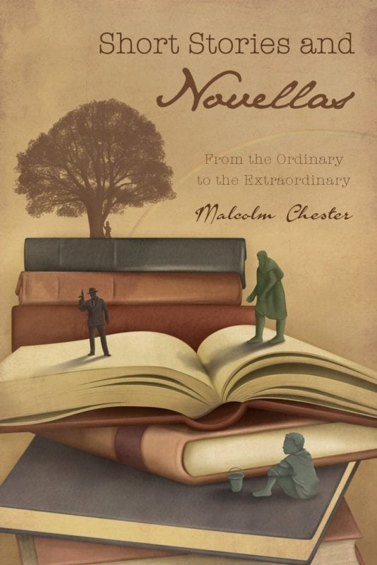 Short Stories and Novellas From the Ordinary to the | Mindstir Media Book Cover
