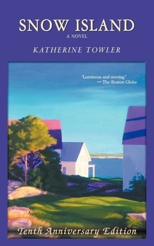 Snow Island Tenth Anniversary Edition by Katherine Towler | Mindstir Media Book Cover