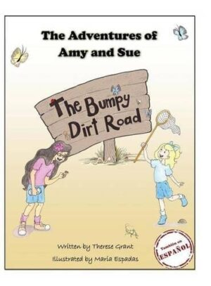 The Adventures of Amy and Sue The Bumpy Dirt Road | Mindstir Media Book Cover