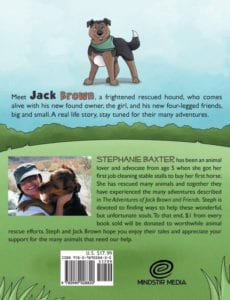 The Adventures of Jack Brown Friends by Stephanie | Mindstir Media Book Cover