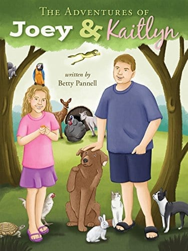 The Adventures of Joey Kaitlyn | Mindstir Media Book Cover