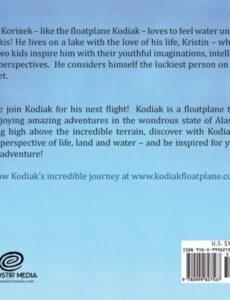 The Adventures of a Floatplane Named Kodiak kreg korinek | Mindstir Media Book Cover