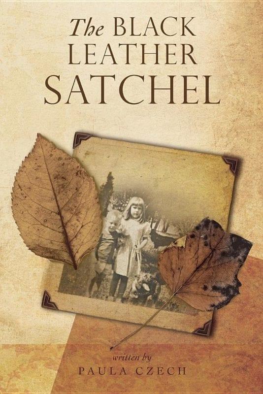 The Black Leather Satchel by Paula Czech | Mindstir Media Book Cover