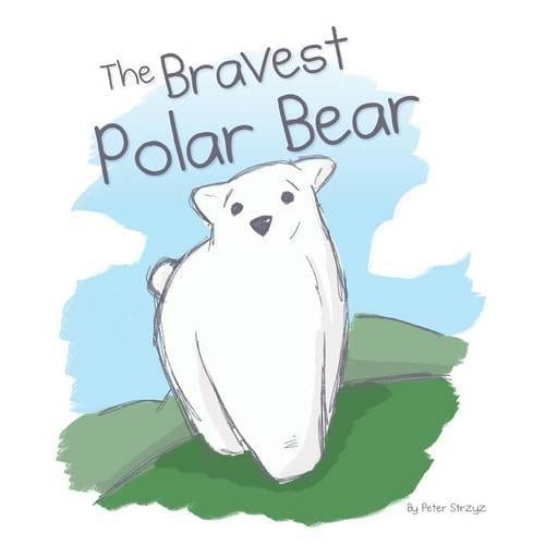 The Bravest Polar Bear | Mindstir Media Book Cover