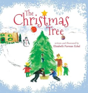 The Christmas Tree by Elizabeth Furman Eckel | Mindstir Media Book Cover