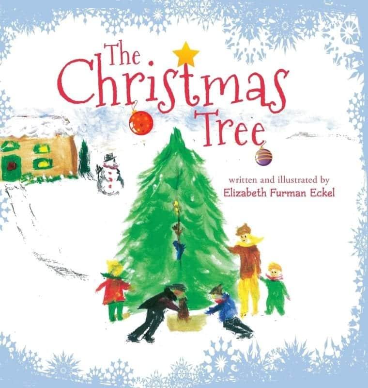 The Christmas Tree by Elizabeth Furman Eckel | Mindstir Media Book Cover