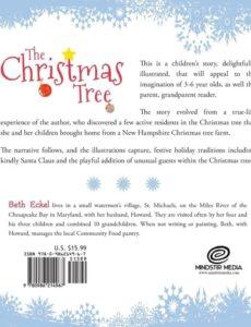 The Christmas Tree by author Elizabeth Furman Eckel | Mindstir Media Book Cover
