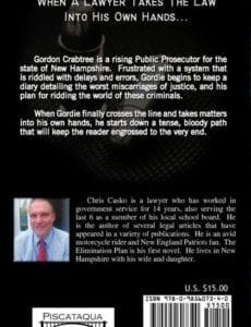 The Elimination Plan chris casko | Mindstir Media Book Cover