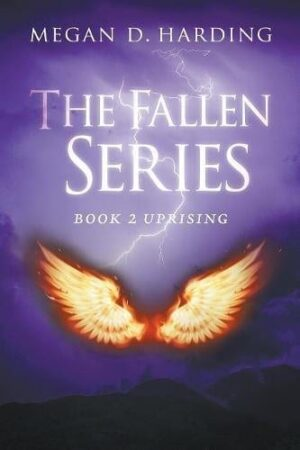 The Fallen Series Book 2 Uprising | Mindstir Media Book Cover