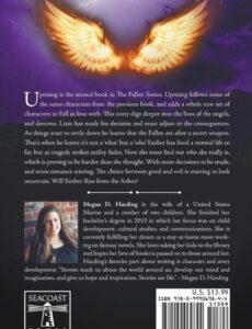 The Fallen Series Book 2 Uprising fantasy series | Mindstir Media Book Cover
