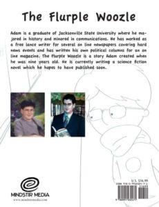 The Flurple Woozle by author Adam | Mindstir Media Book Cover