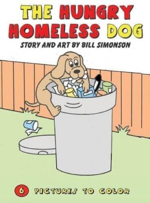 The Hungry Homeless Dog | Mindstir Media Book Cover