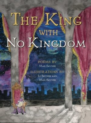 The King with No Kingdom | Mindstir Media Book Cover