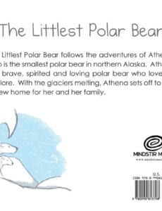 The Littlest Polar Bear book one | Mindstir Media Book Cover