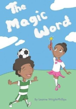 The Magic Word | Mindstir Media Book Cover