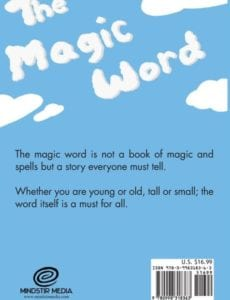 The Magic Word by Leanne Wright Phillips | Mindstir Media Book Cover