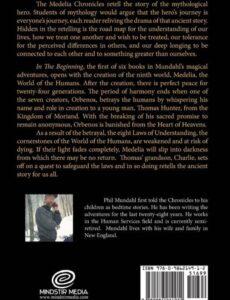 The Medelia Chronicles   Mindstir Media Book Cover