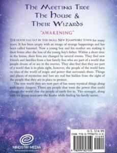 The Meeting Tree the House Their Wizards Awakening stephen jordan | Mindstir Media Book Cover