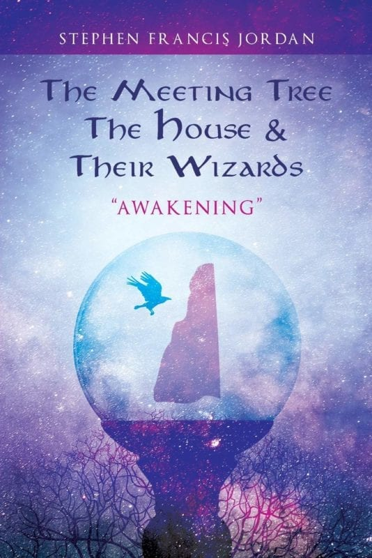 The Meeting Tree the House Their Wizards Awakening | Mindstir Media Book Cover
