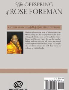 The Offspring of Rose Foreman the storyteller | Mindstir Media Book Cover