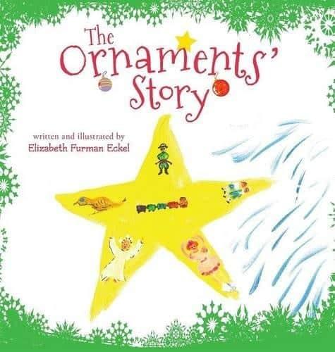 The Ornaments Story by Elizabeth Furman Eckel | Mindstir Media Book Cover