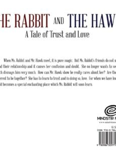 The Rabbit and the Hawk A Tale of Trust and Love by W.T Smith | Mindstir Media Book Cover