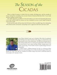 The Season of the Cicadas book | Mindstir Media Book Cover