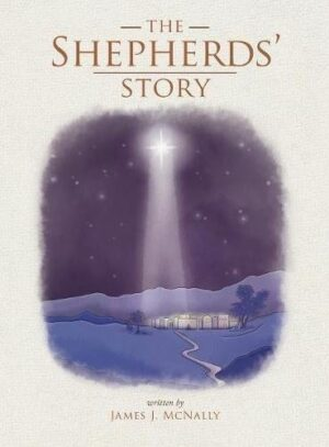 The Shepherds Story by James McNally | Mindstir Media Book Cover