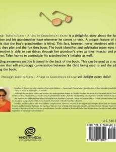 Through Talens Eyes A Visit to Grandmas House by Rosebud Alford Turner | Mindstir Media Book Cover