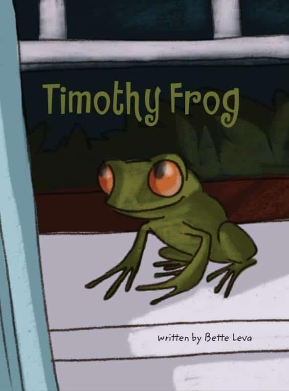 Timothy Frog by Bette Leva | Mindstir Media Book Cover