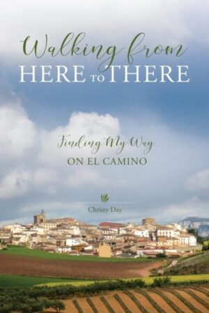 Walking from Here to There Finding My Way On El Camino | Mindstir Media Book Cover